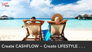 Video 3 - Create Cashflow, Create Lifestyle!